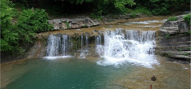 Водопад— река Жане