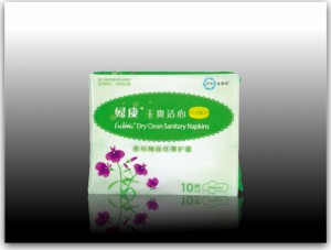 Прокладки лечебно профилактические Джин фуканг с экстрактами трав