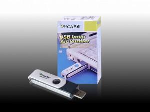 Портативный ионизатор воздуха IonCare