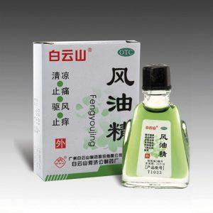 нюхательное масло от простуды